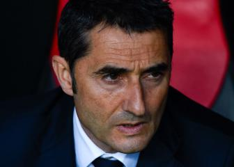 Athletic boss Valverde relaxed amid familiar Barcelona talk