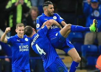 Leicester sink Hull City as post-Ranieri revival continues