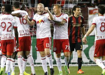 MLS Review: Red Bulls spoil Atlanta's debut, Orlando sink NYC