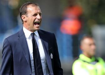 Juventus coach: Barcelona are joint-favourites for European glory