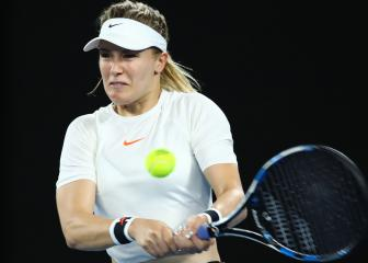 Bouchard bows out at Indian Wells as Jankovic advances