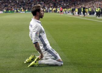 Ramos to the rescue (again)