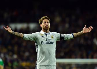 Ramos saves Real Madrid as they retake LaLiga top spot