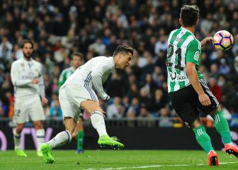 Cristiano Ronaldo passes Aduriz for LaLiga header record