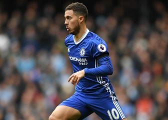 Eden Hazard determined to add FA Cup to medal haul