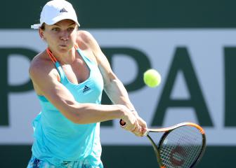 Halep and Radwanska out as Kerber battles through