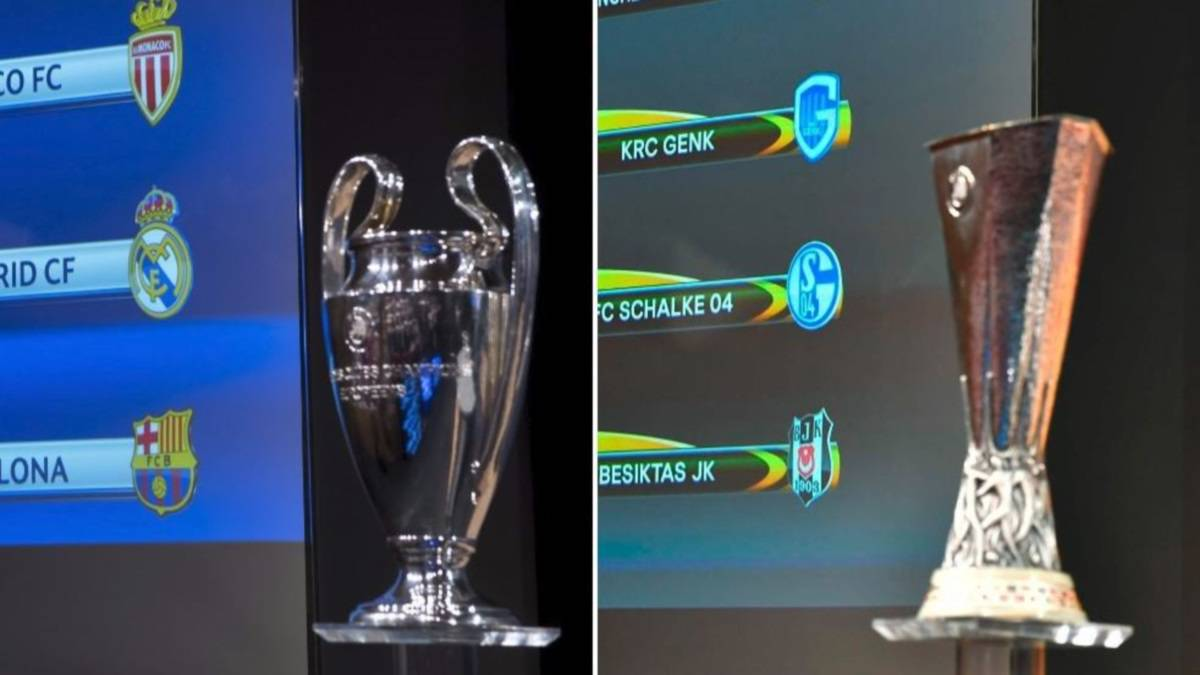 Champions League and Europa League quarter-final draws: as they happened