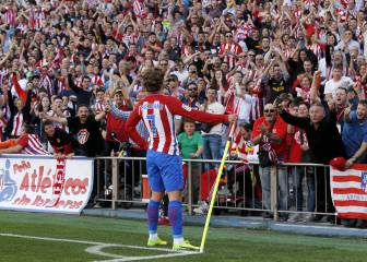 Sevilla outclassed by Atlético's imposing 'Dads vs Lads' display