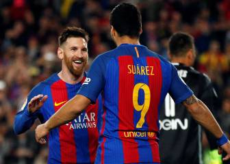 Barcelona edge ten-man Valencia in thrilling clash