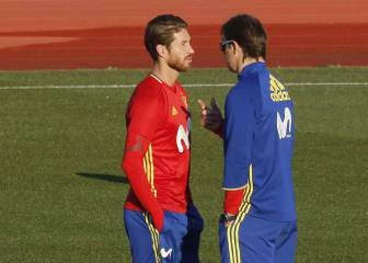 Spain train with focus on Gijon