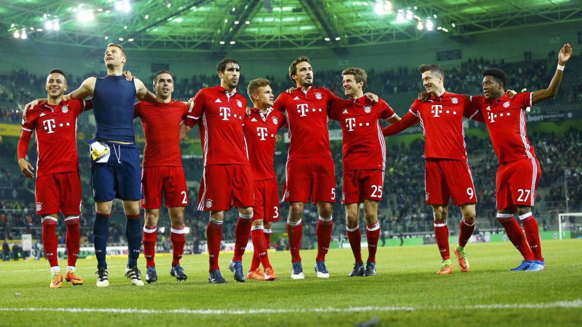 Bayern domination threatens future of Bundesliga
