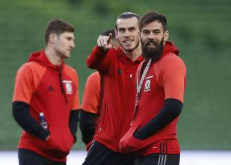 Ireland vs. Wales team news: Bale and Ramsey start
