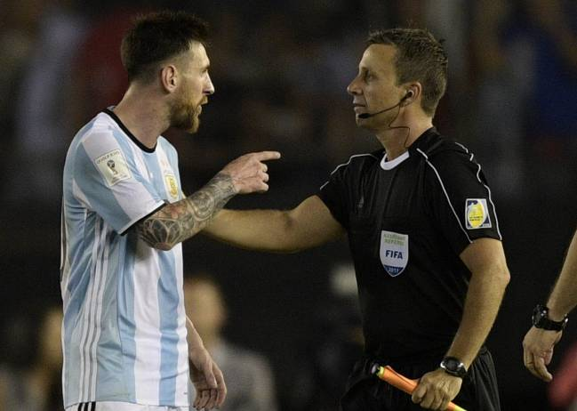 Barcelona released an official statement on Wednesday, condemning FIFA's decision to ban Lionel Messi for four matches for insulting a linesman.