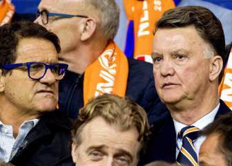 Van Gaal in talks with Dutch FA