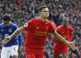 Liverpool take Merseyside derby spoils with commanding win