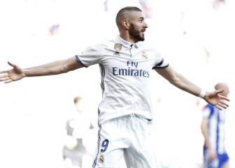 Real Madrid stay top after not-so-routine rout of Alavés