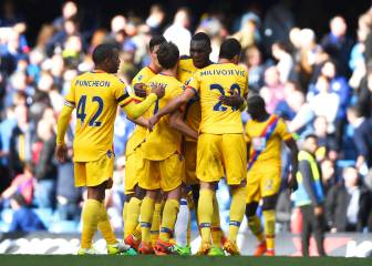 Palace give title race new edge as United stumble again
