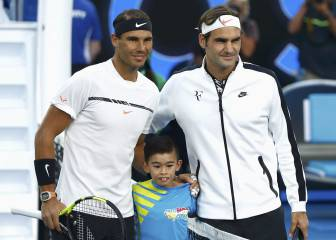 Roger Federer and Rafa Nadal's rivalry in numbers