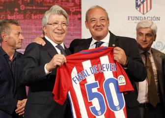 Pope Francis gives his blessing for the Calderón's last stand