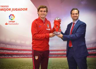 Atleti double as Griezmann and Simeone scoop March awards
