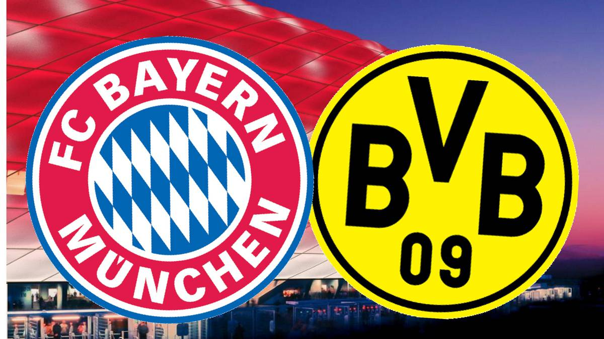 Bayern Vs BoruГџia