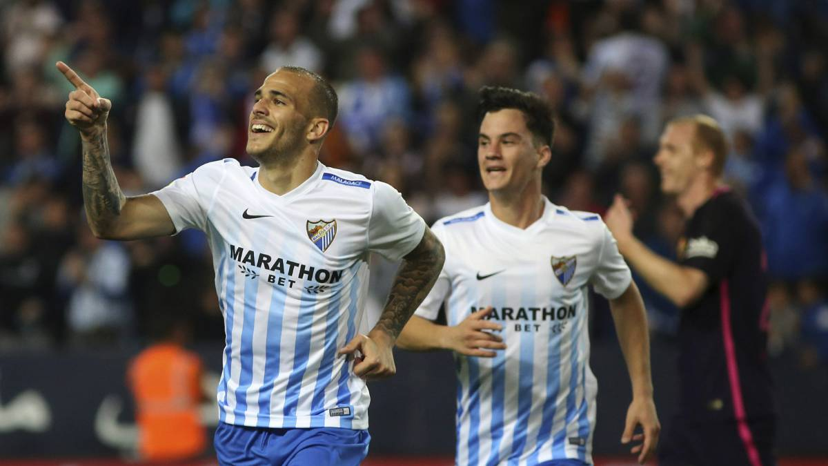 Картинки по запросу barcelona vs malaga 0-2