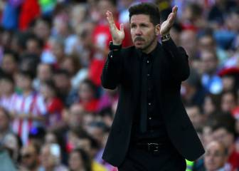 Atlético's fine LaLiga form in 2017: one defeat in 16 games