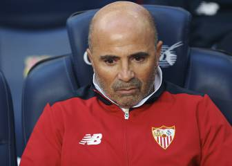 Castro feels confident that Sampaoli will stay at Sevilla