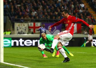 Man United rue missed chances as Anderlecht level late on