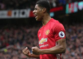 Rashford and Herrera strikes see Man Utd down poor Chelsea