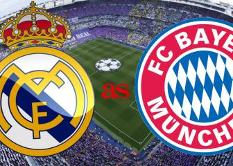 Real Madrid vs Bayern Munich: how and where to watch