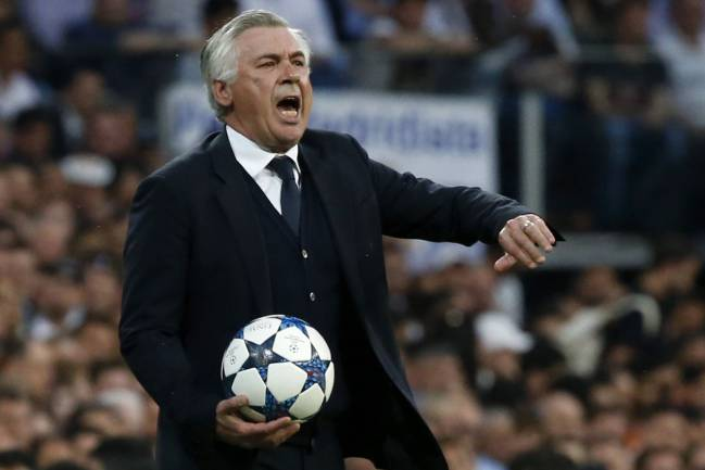 The Bayern Munich chairman was furious as the German champions crashed out of the Champions League at the hands of Real Madrid. Ancelotti calls for VAR.