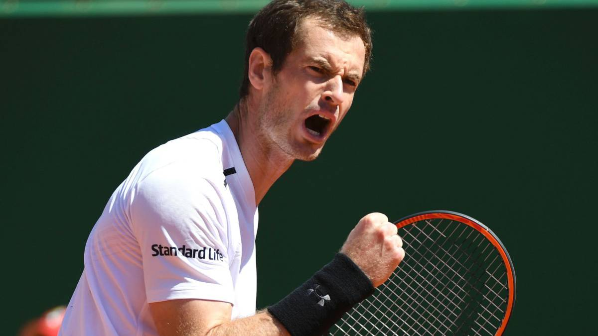 Monte Carlo Masters: Ramos defeats Murray 2-1