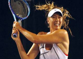 Returning Sharapova unfazed by criticism