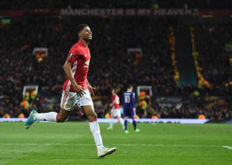 United down Anderlecht in extra time with Rashford goal