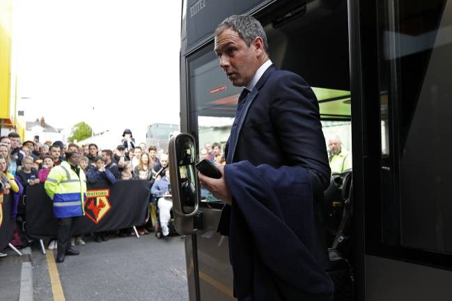 Swansea City boss Paul Clement has expressed his interest in signing John Terry, when the former England captain leaves Chelsea this summer.
