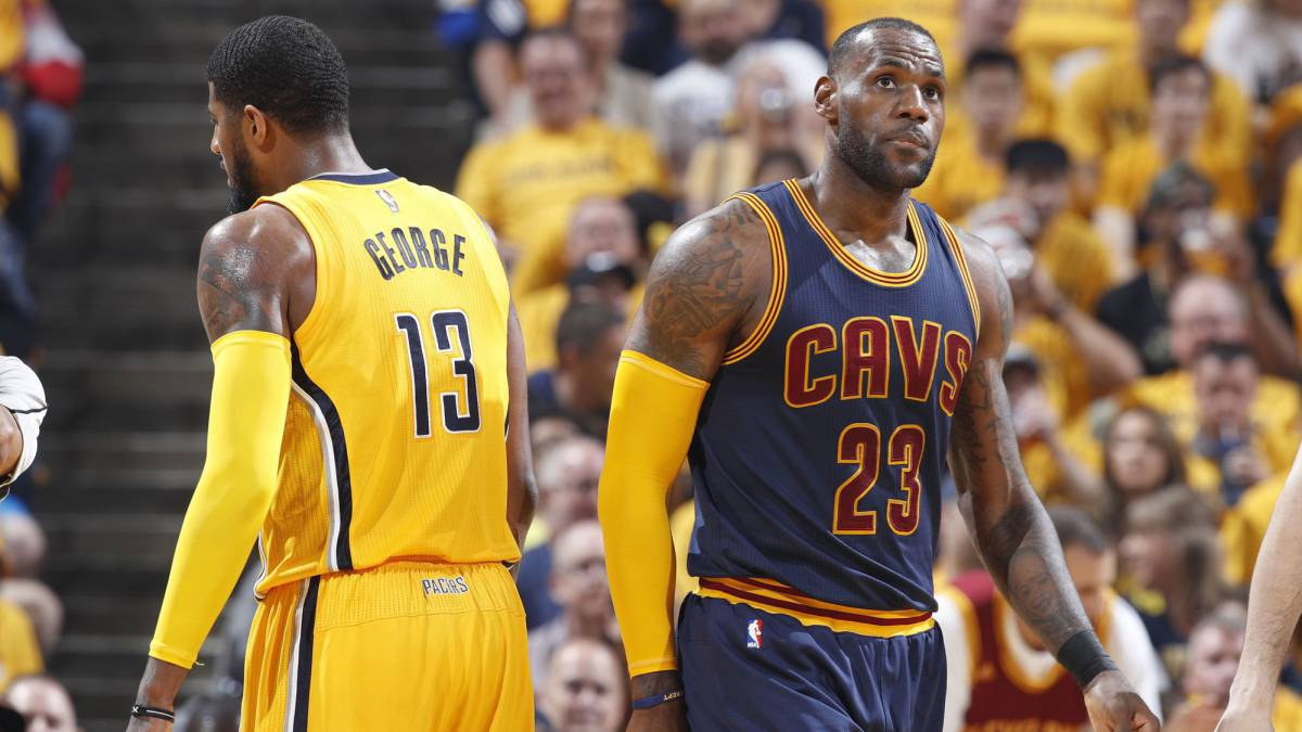 Cavaliers stunning rally puts Pacers on brink