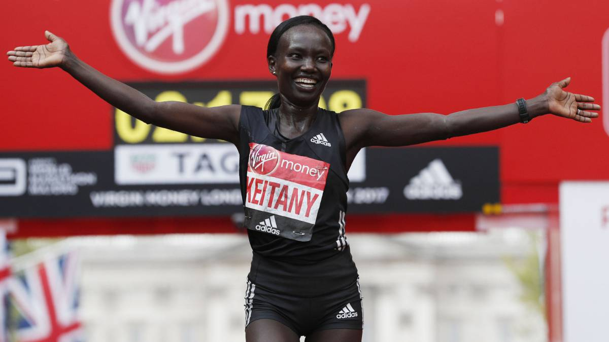 London Marathon: Keitany and Wanjiru make it a memorable day for Kenya