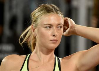 Sharapova return in Stuttgart divides WTA players