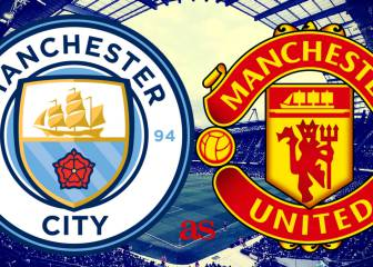 Manchester City vs Man. United: how and where to watch