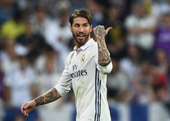 22 red cards: Sergio Ramos tops list of Spanish football's bad boys