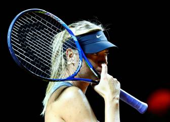 How will Sharapova fare on her return to the Tour in Stuttgart?