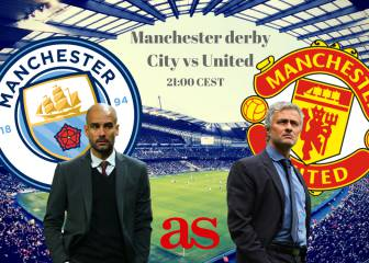 Man City vs Man United live