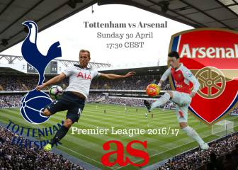 Tottenham vs Arsenal: how and where to watch