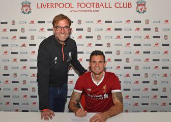 Liverpool place their faith in Lovren