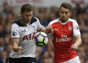"""Over to you Chelsea"" Vertonghen tells leaders"