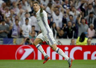 Ronaldo hat-trick breaks Atlético hearts at the Bernabéu