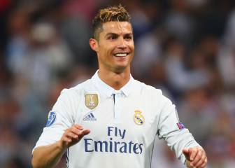 Cristiano Ronaldo scores his 400th Real Madrid goal in style