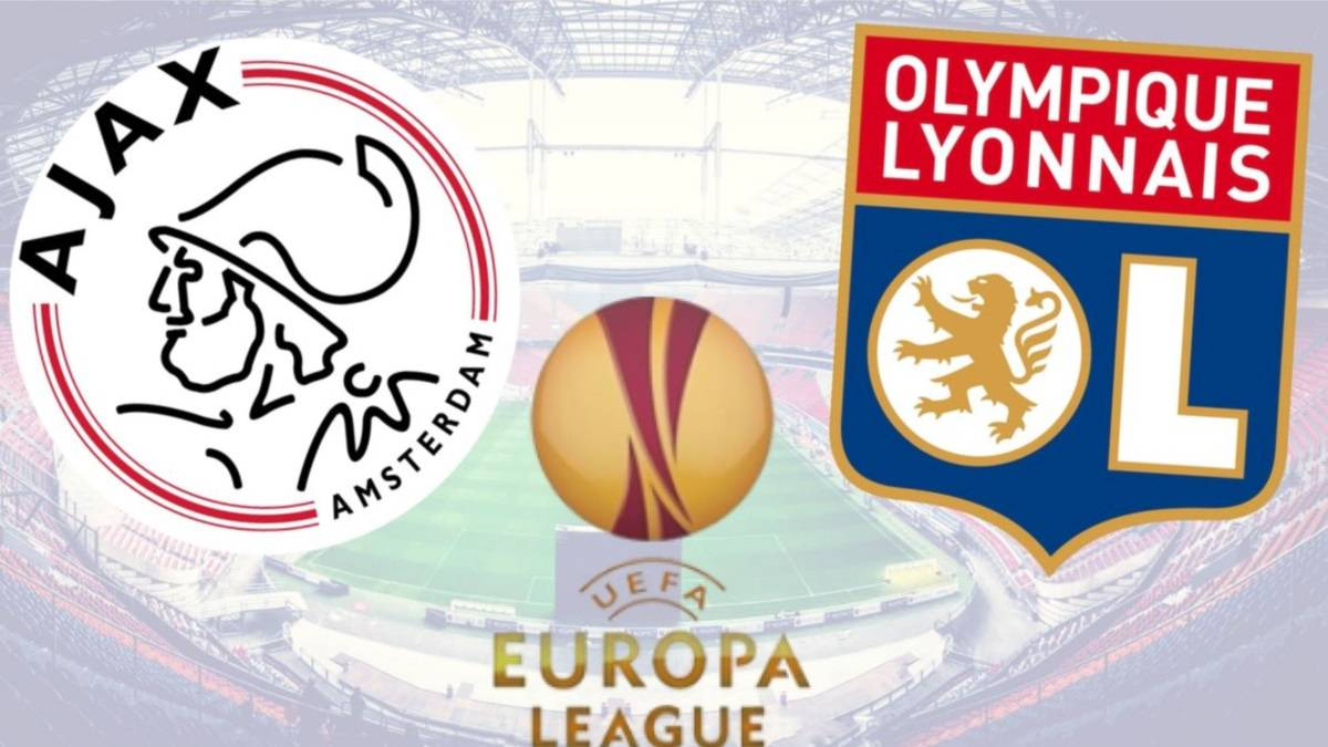 Ajax Stun Lyon, Set For Europa League Final