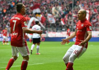 Hitzfeld: Bayern Munich don't need big-money signings